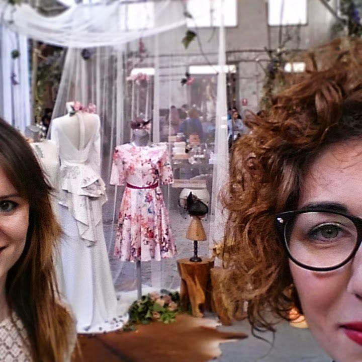 """Las chicas de El Balcón en pleno """"sarao"""" #elbosqueencantado #theweddinsexperience"""