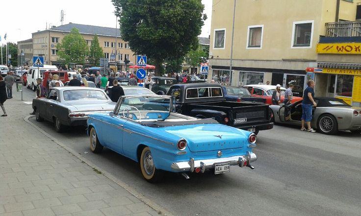 Cruising Karlskoga 2016