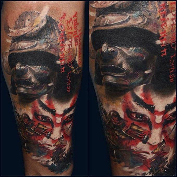 Trending Samurai Tattoo Sleeve Ideas On Pinterest Japanese - Best traditional samurai tattoo designs meaning men women