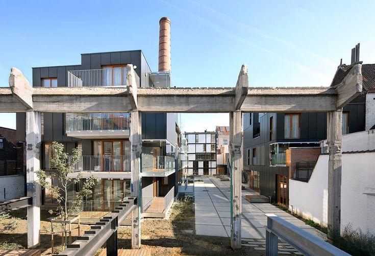 Galeria de Arquitetura de Savonnerie Heymans / MDW - 9