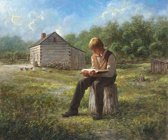 48 Best Jon Mcnaughton Paintings Images On Pinterest