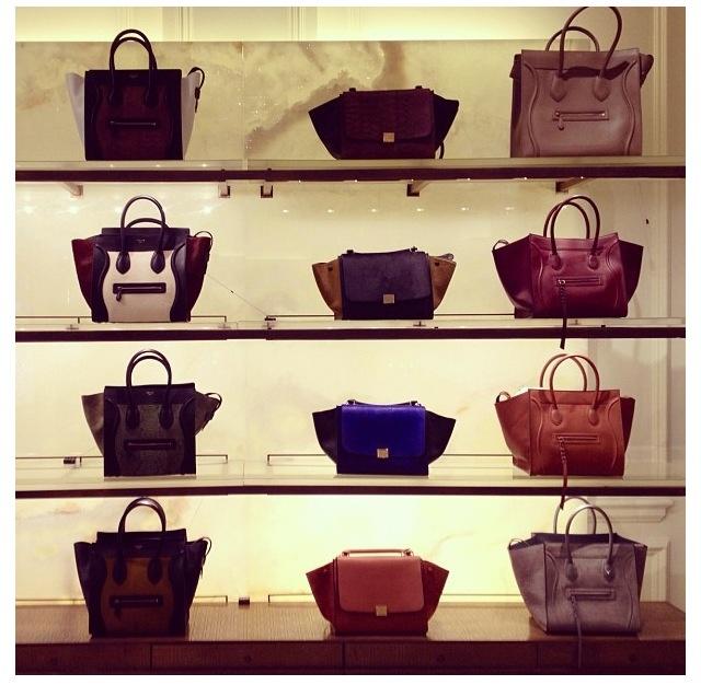 Celine Handbags at Bergdorf Goodman | Bags, Bags, Bags ...