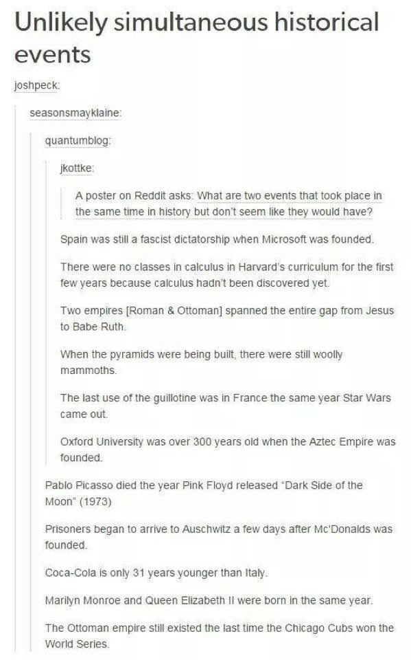 History According to Tumblr (18 Pics) | Pleated-Jeans.com