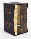 The Lord Of The Rings Boxed Set - J. R. R. Tolkien - Innbundet (9780007581146) - Bøker - CDON.COM