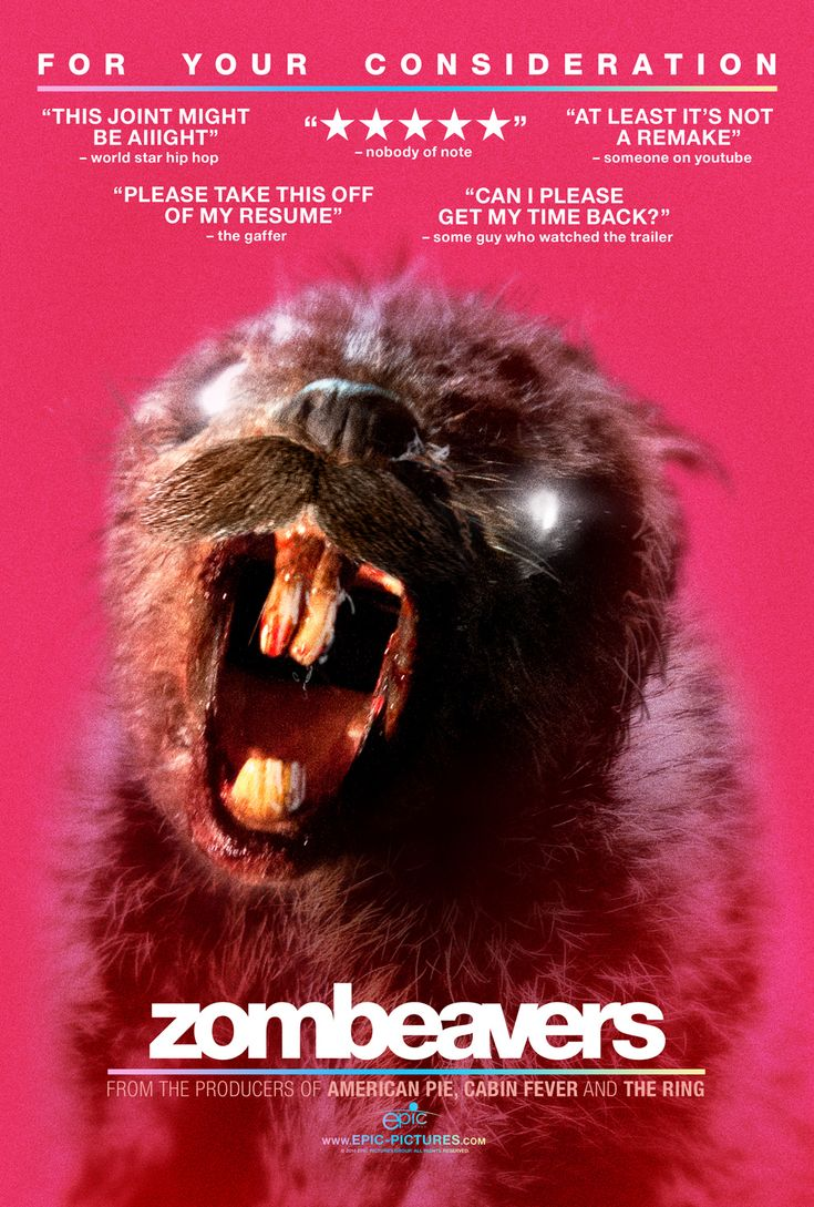 'Zombeavers' Takes a Bite Out of the Oscar Nominees - Hollywood Reporter