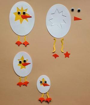 Bekijk de foto van sariro met als titel leuk om met Pasen te maken en andere inspirerende plaatjes op Welke.nl.