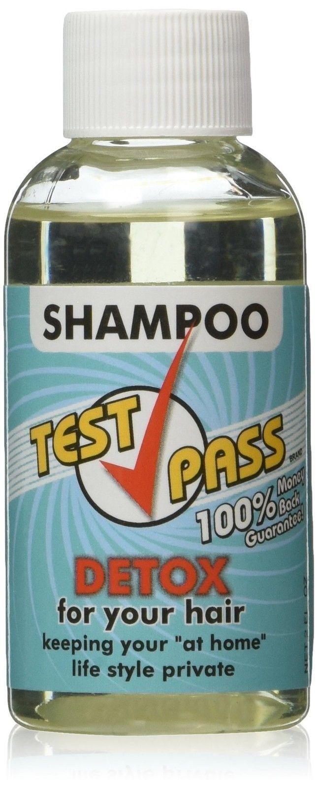 Test Pass Detox Shampoo - Single Use NET 2 FL. OZ.