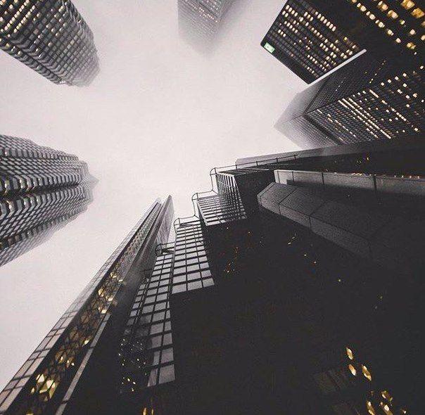 Урбанистические фотографии от Jayscale