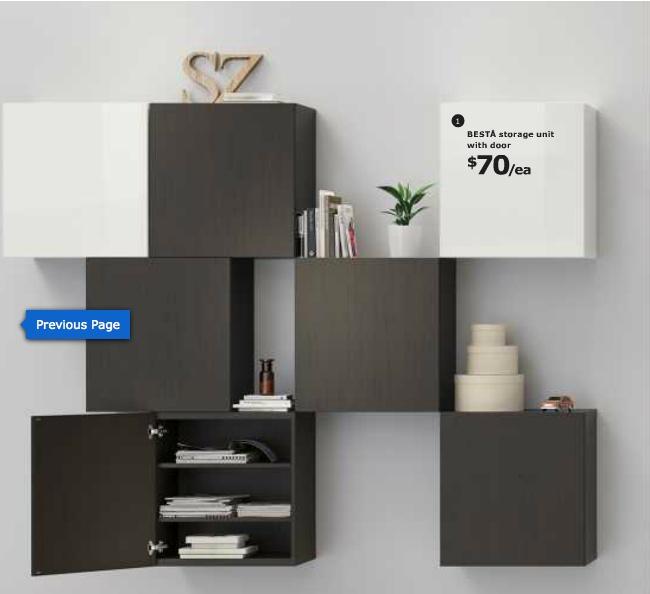 Viele Ikea Besta In Dunkelbraun Vor Schwarzer Wand Zimmer Sehr Dunkel Insgesamt Ber