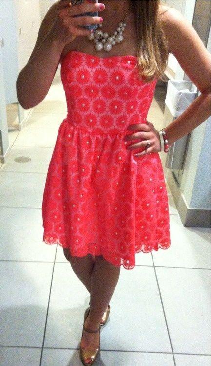 gorgeous #pink #sundress