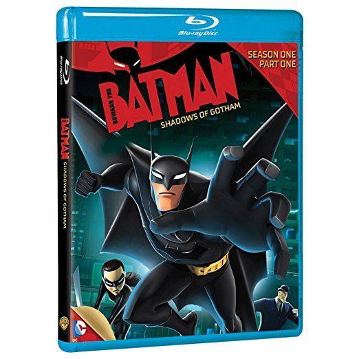 Beware the Batman: Shadows of Gotham Season 1 Part 1 (BD) [Blu-ray]
