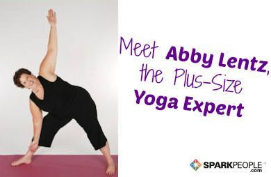 Abby Lentz defies the stereotypes that yoga is only for skinny, flexible people. Her style of yoga is for everybody and every body! Learn more about what inspires her.