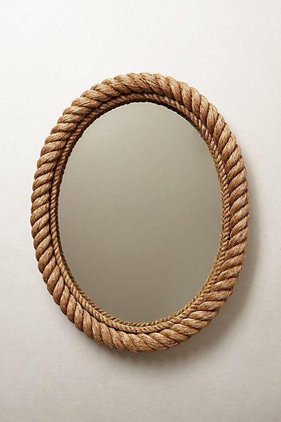 Do It Yourself Home Design: 25+ Best Ideas About Rope Mirror On Pinterest