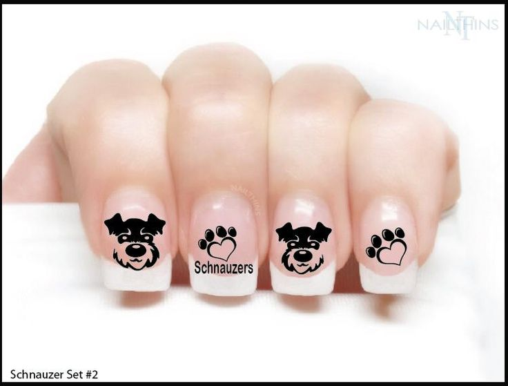 12 best Dogs Canine Fur Babies images on Pinterest | Nail decals ...