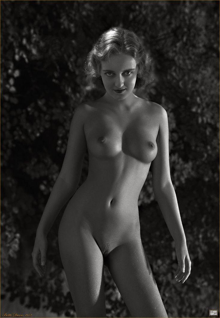 Nude black girl