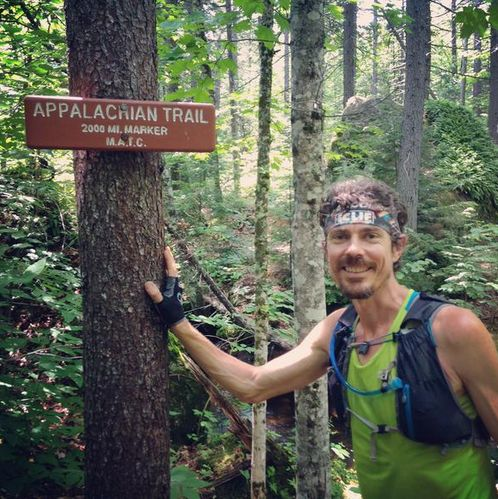Vegan Ultramarathoner Scott Jurek Hikes 2,189 Miles, Breaks Record! Check out his strength and endurance!! #MyVeganJournal