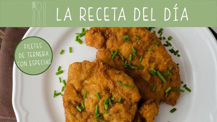 Llena de sabor unos sencillos filetes de ternera con las especias que te proponemos en esta #receta.