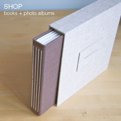 Buy Custom Photo Albums By Hinged Strung Stitched