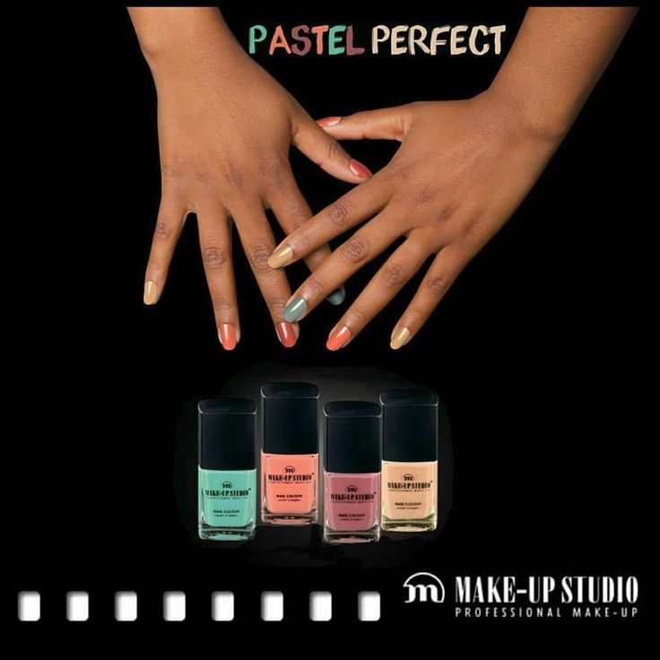 Did you already try the new pastel colors?! Which one is your favorite? #summer #pastelperfect #nailpolish #makeupstudionl #makeupstudio