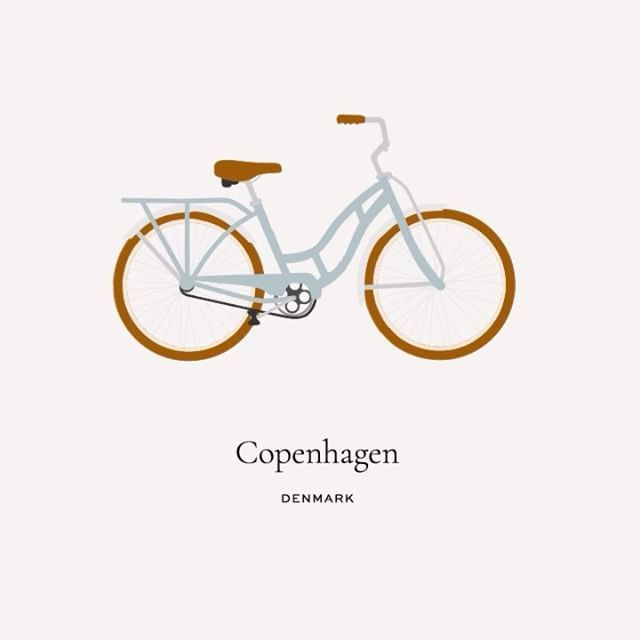 Copenhagen animation by Wayfarer Design Studio #design #graphicdesign #typography #type #branding #logo #brandidentity #brand #motion #motiongraphics #animation #copenhagen #denmark #hygge