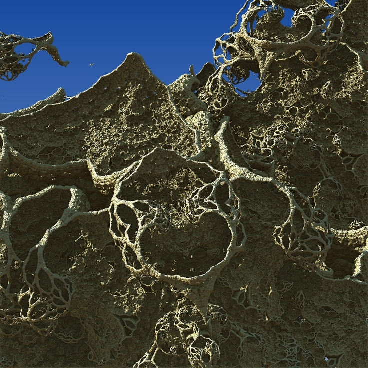 Fractal Landscape, 21.04.2012 (Generated by Christian Isnardi)
