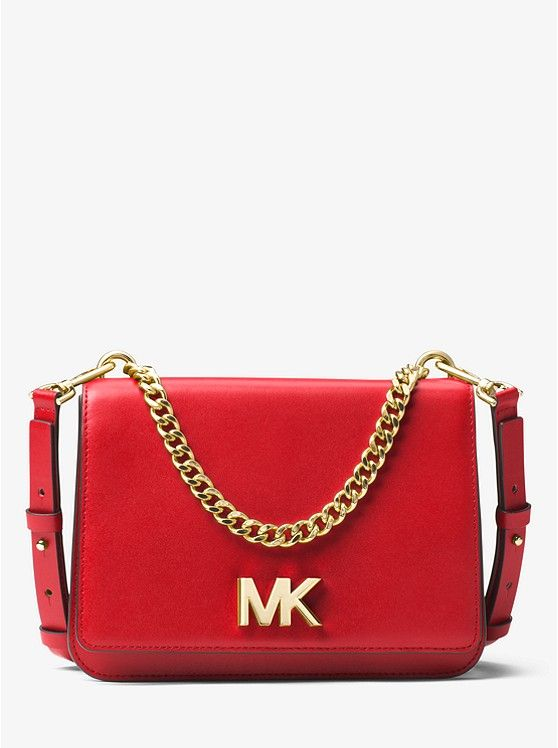 eb8356de2d8c Michael Kors Womens Red Shoulder Bags UK Sale