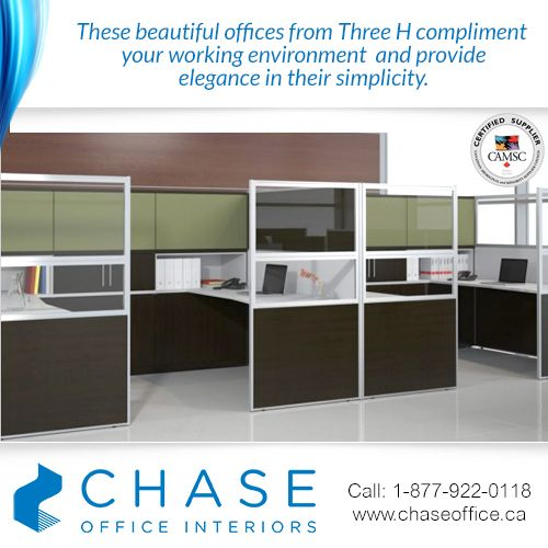 From bench/tables to complete open office layout options, Chase Office Interiors offers premium brand furniture in the widest possible selections.