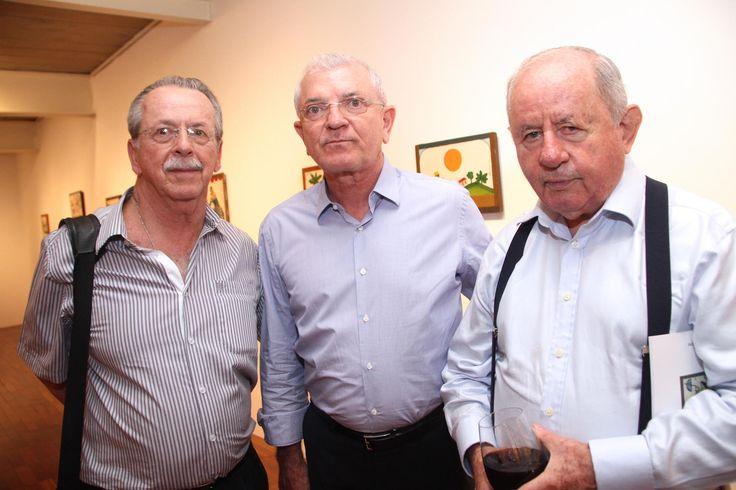 Sylvio Michalany, Orandi Momesso e Ladi Biezus