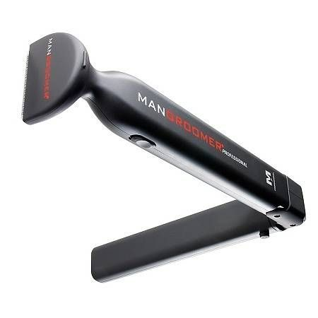 MANGROOMER Professional, Do-It-Yourself Electric Back Hair Shaver - 1 ea