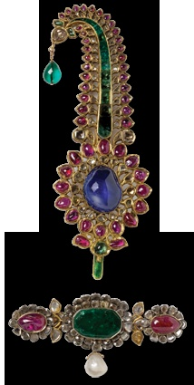 Maharaja jewels - exhibition: Maharaja The Spendor of India's Royal Courts