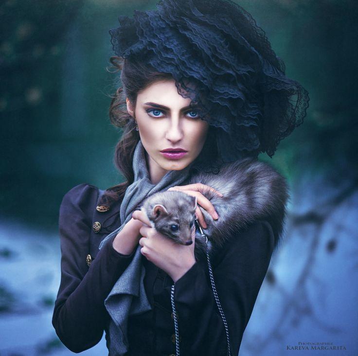 Маргарита Карева— талантливая российская фотохудожница. Благодаря фантазии…