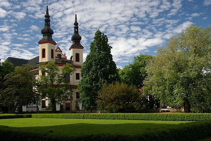 town litomysl in czech republic