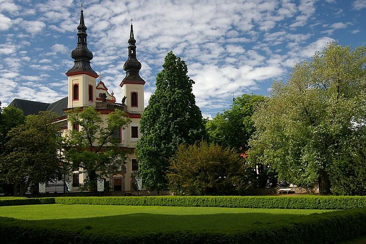 town litomysl in czech republic