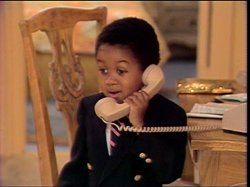 Emmanuel Lewis in Webster (1983)