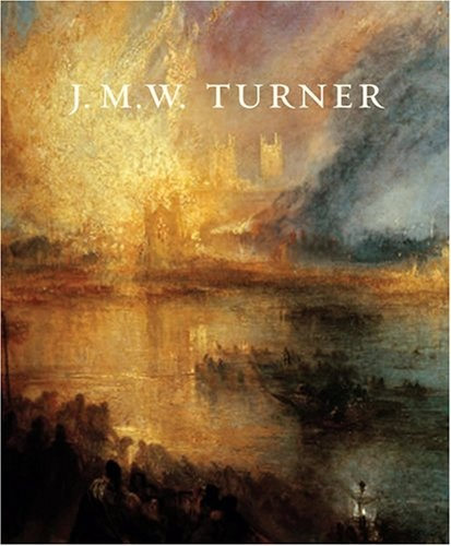 """J.M.W. Turner's paintings are absolutely mesmerizing, glorious...this book talks about his use of """"light, color, and atmospherics"""""""