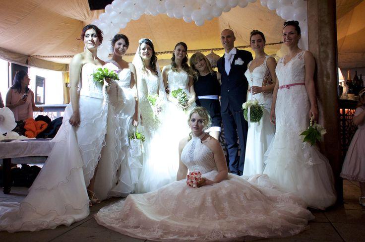 Abiti da sposa  All'eleganza sposa -Albenga . BOUQUET... non i soliti