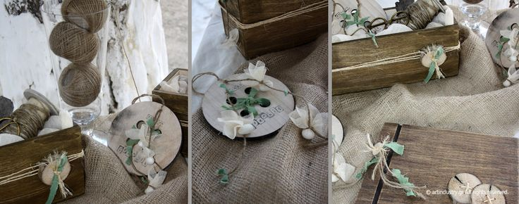 #artindustry #artindustrygr #ChristeningDecoration #Syros #WoodDecoration #ChristeningFavors