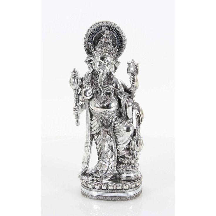 Benzara Standing Ganesh Statue - BM119123