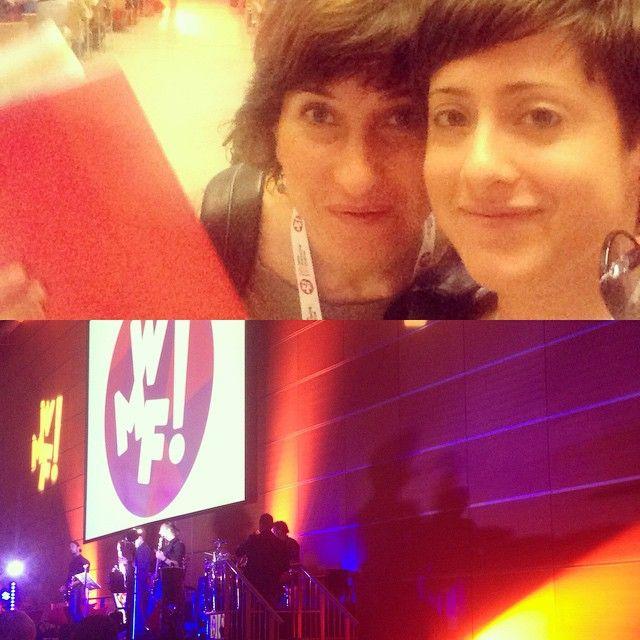#wmf15 si parte! @silviascarbolo9