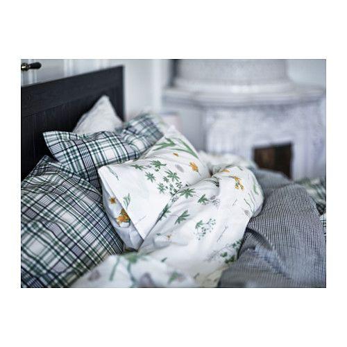 strandkrypa housse de couette et taies d 39 oreillers myikeabedroom cosy design. Black Bedroom Furniture Sets. Home Design Ideas