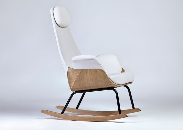 Alegre Design puts new spin on traditional breastfeeding chair
