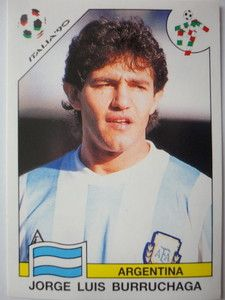 Jorge Burruchaga - Argentina