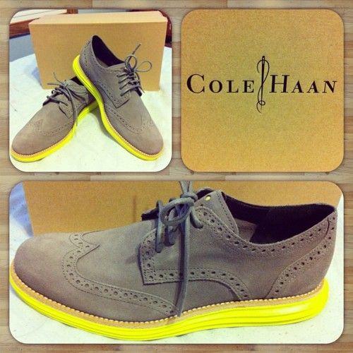 Cole Haan kicks -