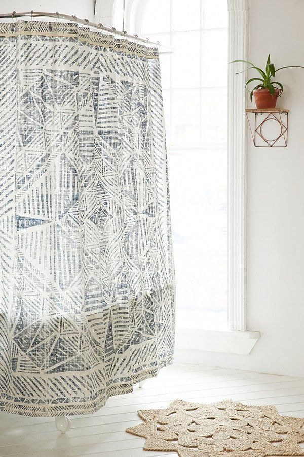 best 25 farmhouse shower curtain ideas on pinterest. Black Bedroom Furniture Sets. Home Design Ideas