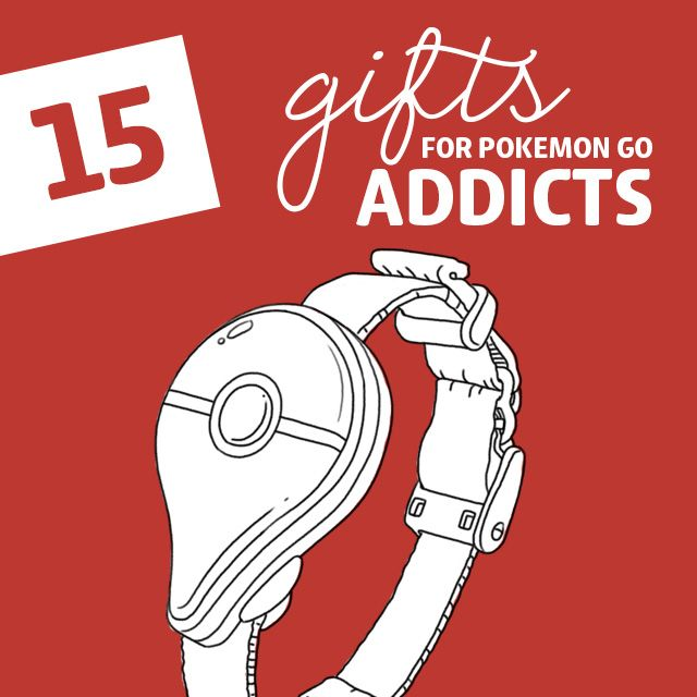 If they love Pokemon Go, they will be obsessed with these Pokemon gifts!
