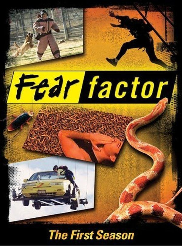 Fear Factor (TV Series 2001- ????)