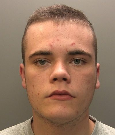Thug stabbed women in face at 18th birthday party http://www.cumbriacrack.com/wp-content/uploads/2016/09/Stephen-Hodgson.jpg A VIOLENT young man who stabbed two women with a carving fork at an 18th birthday party has been locked up for more than three years.    http://www.cumbriacrack.com/2016/09/27/thug-stabbed-women-face-18th-birthday-party/
