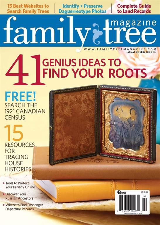 40 Genealogists to Follow on Blogs, Facebook, Twitter, Pinterest & YouTube - Family Tree Magazine