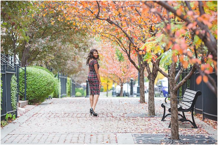 European Style Autumn Portrait Session | Calgary Portrait Photography