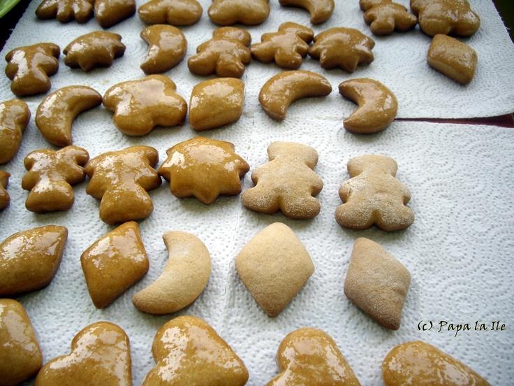 Turtă dulce - gingerbread.